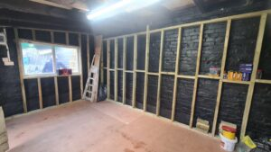 garage conversion in balham by freshlook property services ltd