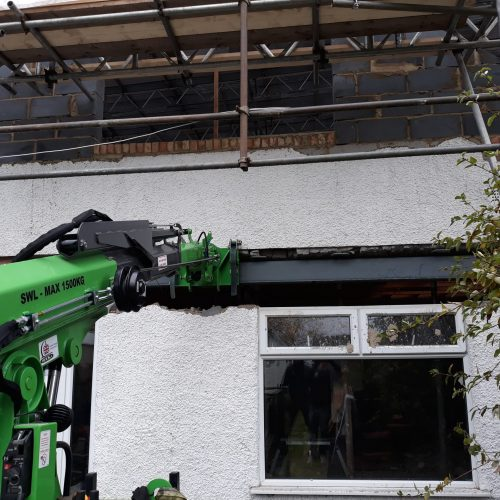 building_works_renovation_ewell_structural_steel_lifting